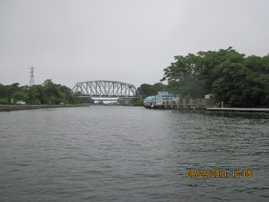 Shinnecock Canal - Tide Runners Restaurant